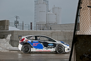 OlsbergsMSE-Built Fiesta ST GRC Race Car