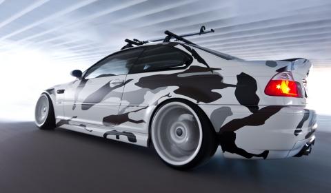 Wrap Vs Paint >> camo car