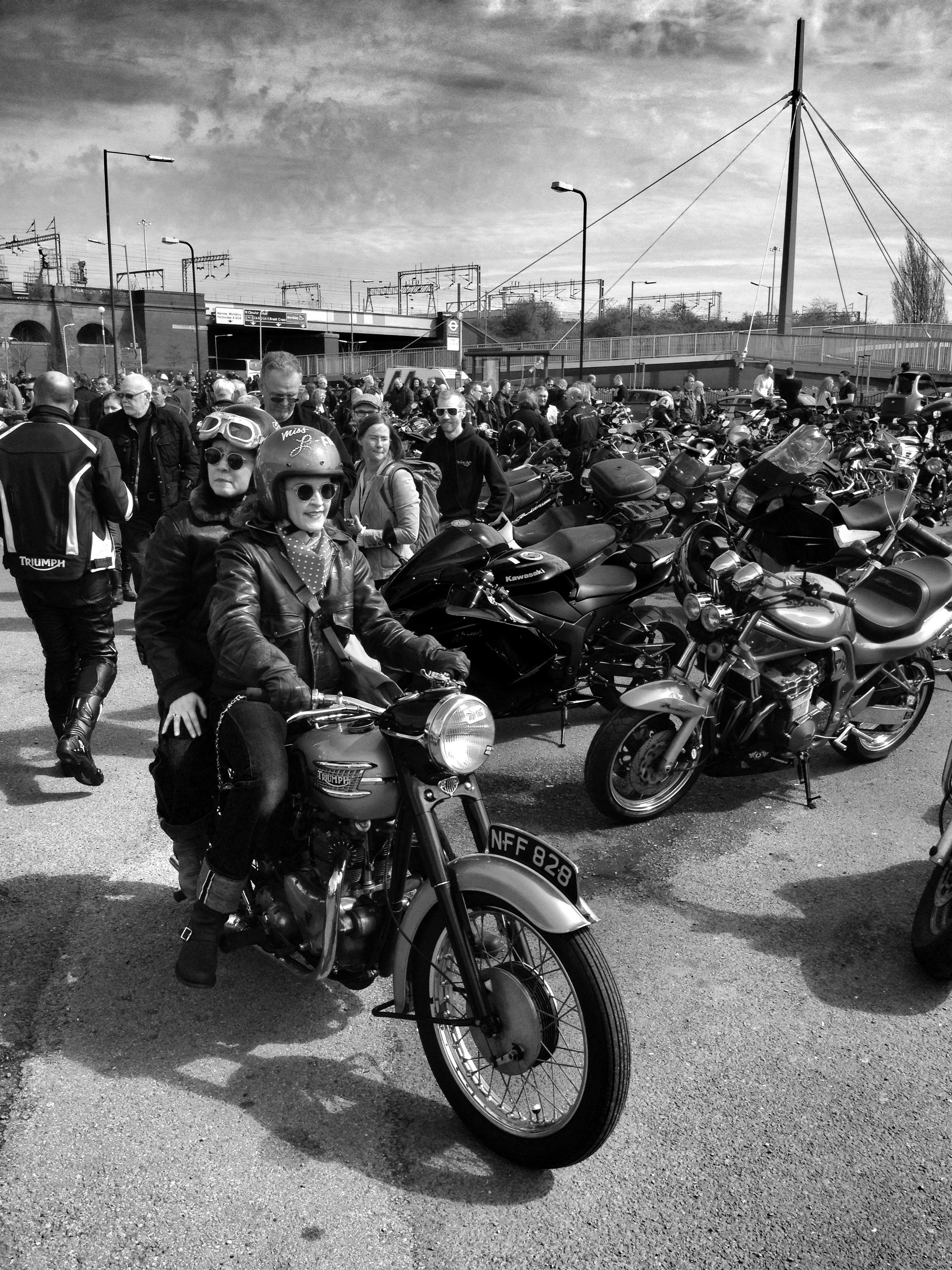 Vintage Bikers 111
