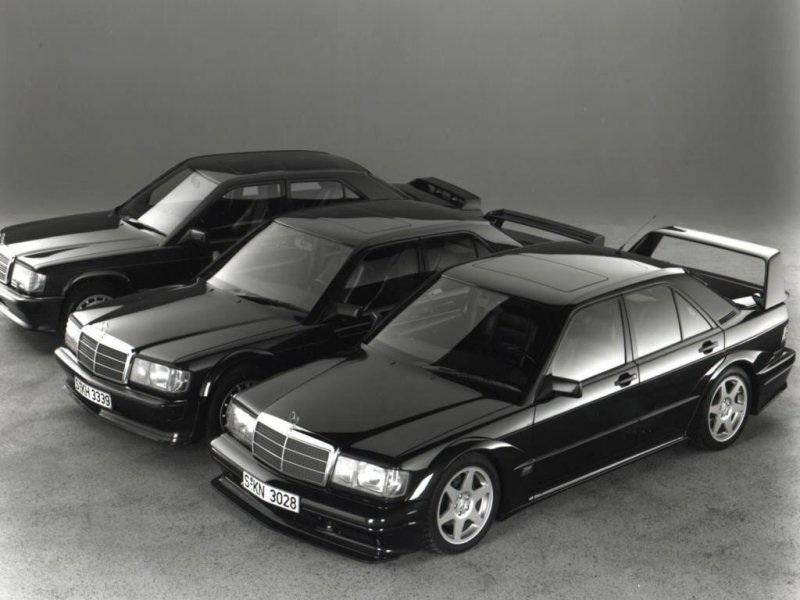 Bmw E30 Vs Mercedes 190e
