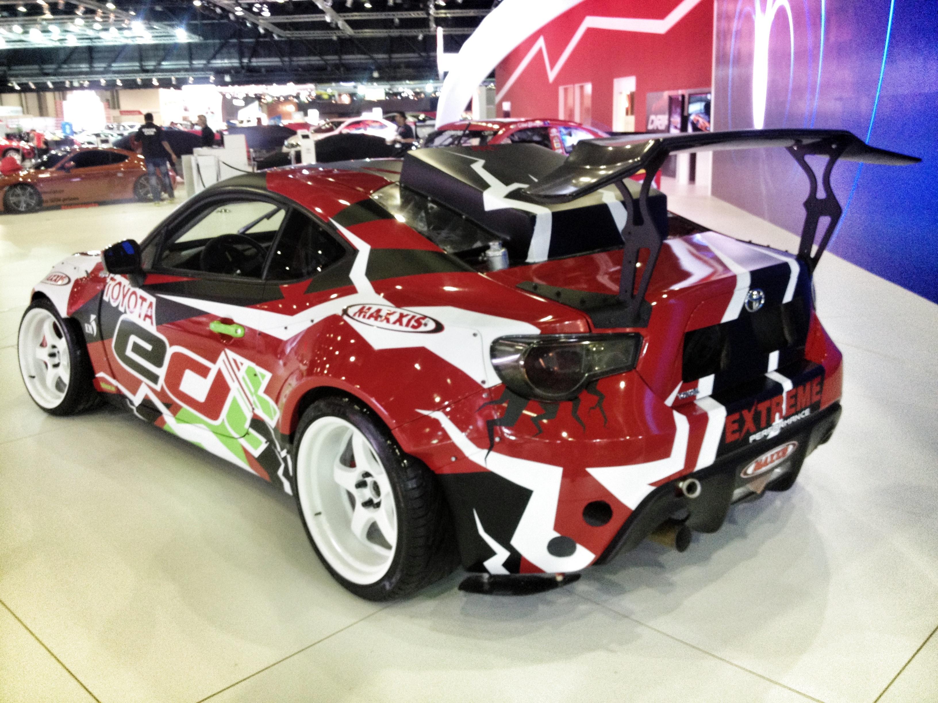 Emirates Drift Team